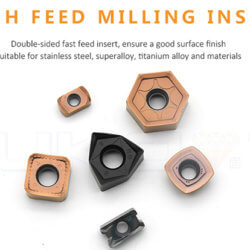 high feed inserts