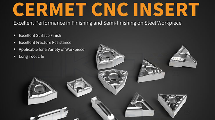 What Is a Cermet Turning Insert?