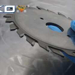 Production-process-of-woodworking-saw-blade