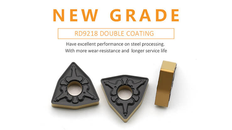 New grade for turning inserts