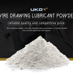 drawing powder applied in steel wire production