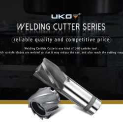 what is welding milling cutter?