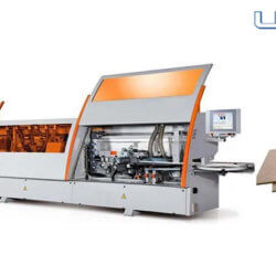 The functions of woodworking edge banding machine are?