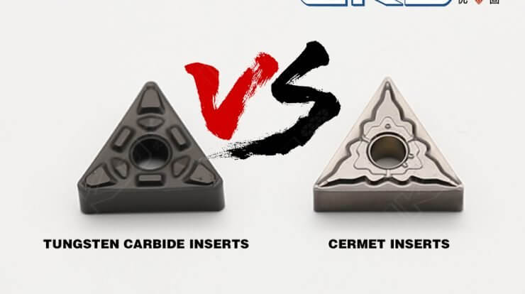 Use Cermet Inserts to Save Customers Half of Their Costs