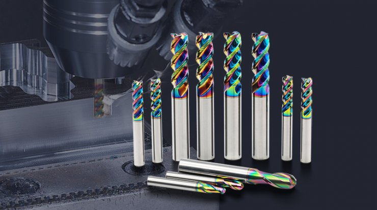 If you are processing aluminum alloy parts, you must try this end mills